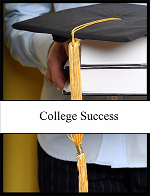 Image of book titled College Success