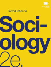 Image of book titled OpenStax Introduction to Sociology 2E