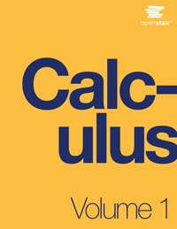 Image of book titled OpenStax Calculus Volumes 1, 2, and 3