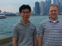 image of Kevin Floyd and Myungjae Kwak