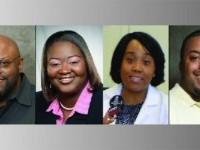 image of Anthony Cooper, La'Quata Sumter, AntaSha Jones, Dr. John Williams