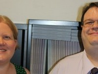 image of Julie Lester and Christopher Lawrence