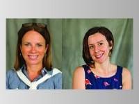 image of Kimberly Wheeler & Sarah Hepler