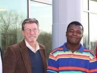 image of Michael Goodroe, Berhanu Kidane, Julian Allagan, John Williams