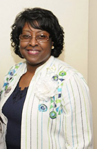 Photo of Dr. LaVerne McLaughlin