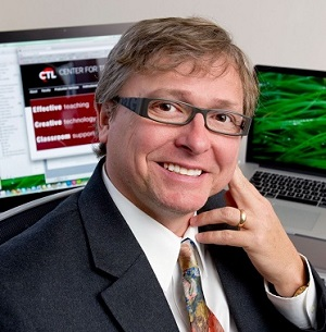 Photo of Dr. C. Edward Watson